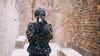 Day drinker. (Linh H. Nguyen) Tags: winter snow blizzard newyork portrait a7r sony explored coffeebreak widescreen 16x9