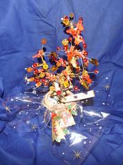 """Handmade da """"per FILO e per SEGNO"""" (pafi_27Ph) Tags: miniature albero tree handmade homemade photograph stilllife nikon perfiloepersegno gift regalo miniatura perline beads"""