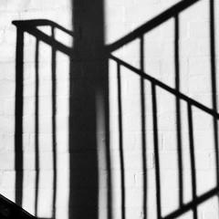 Excelsior? (Rhisiart Hincks) Tags: cysgod skeud dubhar shadow itzal ombre shade sombra cysgodion itzalak skeudoù shadows ombres dubharan oscuridad karrez karratu cèarnagach square sgwâr grisiau diri skalieroù biñs staer staidhir staidhre eskailera escalier stairs stairway duagwyn gwennhadu dubhagusgeal dubhagusbán zuribeltz czarnobiałe blancinegre blancetnoir blancoynegro blackandwhite 黒と白 zwartenwit mustajavalkoinen crnoibelo černáabílá schwarzundweis اسودوابيض، bw feketefehér melnsunbalts juodairbalta negrușialb siyahvebeyaz črnoinbelo черноеибелое чорнийібілий aberystwyth