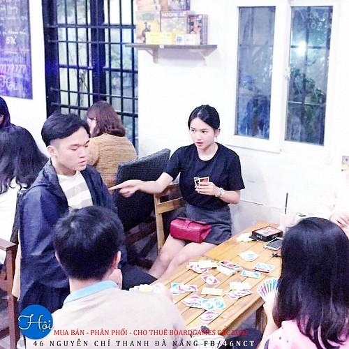 giới trẻ đà nẵng ngày nay - boardgame shop tại tp đà nẵng - nơi mua bài UNO giá rẻ - Hội cafe & boardgame shop 46 nguyễn chí thanh đà nẵng