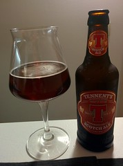 Tennent's Scotch Ale - Authentic Export