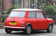 1991 Mini 1000E (Dirk A.) Tags: sidecode4 onk zb46dt 1991 mini 1000e