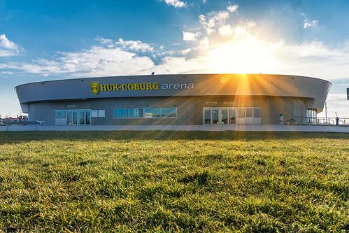 HUC Coburg Arena