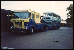 Foden 102 ((Stop) The Clocks) Tags: foden 102 q76voe mcw 2073 dudley fodenrecoverytruck wmpte wmt westmidlandstravel bok73v