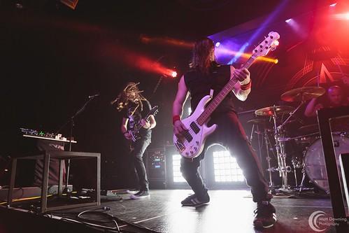 Nonpoint - January 27, 2017 - Hard Rock Hotel & Casino Sioux City