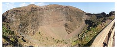 Vesuvio panoramico (Photocg) Tags: volcano vesuvio panoramique volcan cratre vsuve