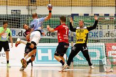 "DHB Pokal Bergischer HC vs. TV Hüttenberg 16.08.2015 045.jpg • <a style=""font-size:0.8em;"" href=""http://www.flickr.com/photos/64442770@N03/20645886722/"" target=""_blank"">View on Flickr</a>"