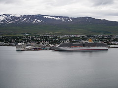 Akureyri, north Iceland!