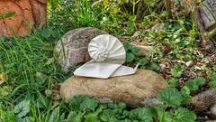 Tomoko Fuse (claudiaboujdaa) Tags: art paperart spiral origami snail papiroflexia tomokofuse