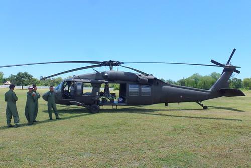 6929 / 03 / UH-60L Blackhawk / ex 01-26929 / cn 702960 / RTA NCO school Hua Hin / 19Aug15 /