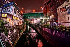 Tokyo Canal (/\ltus) Tags: japan tokyo canal sony hdr yamatedori 3xp japanhdr tokyohdr internalhdr nex7 nakaistation