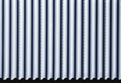 bothers the eyes (L. Paul) Tags: abstract lines curtain minimalism lessismore linesshadowsboltshardlighttincurtaintinabstractmountpleasantiowahenrycountypolicedepartment patternbolts