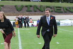 Homecoming 2015 (779) (saintvincentcollege) Tags: saintvincentcollege svc campus event studentlife student homecoming benedictine kenbrooks fall family
