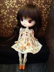 Dorothy (Lunalila1) Tags: outfit doll handmade dal groove sesion 2015 dotori
