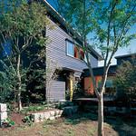 <電力抑制下、自然室温で暮らせる家>の写真