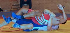 KV8A6974 (on_the_mat_uk) Tags: uk sports canon freestyle mark wrestling competition 7d wrestler wrestle ii welshpool 2015 centre british britishwrestling eos flash juniors onthematuk