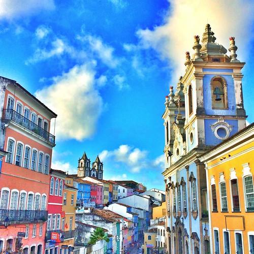 Pelourinho - Salvador Bahia Brasil