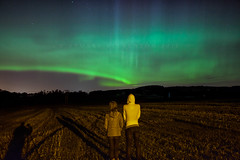 Front row for the show! (39/50) (Stuart Stevenson) Tags: uk night landscape scotland astro galaxy aurora astronomy solarwind northernlights auroraborealis gbr lanark clydevalley southlanarkshire stuartstevenson appicoftheweek