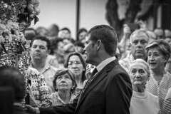 Expresiones (Javier Martinez de la Ossa) Tags: bw españa byn blancoynegro blackwhite sevilla andalucía bn semanasanta holyweek expresiones capataz javiermartinezdelaossa