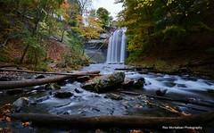the river of no return...make that waterfall of no return (Rex Montalban Photography) Tags: waterfall decew rexmontalbanphotography