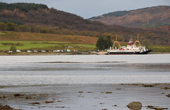 MV Loch Dunvegan, Kyles of Bute (Russardo) Tags: ferry scotland mac argyll cal loch calmac kyles mv caledonian bute dunvegan macbrayne cowal