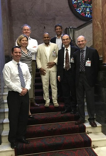 Lloyd's Register Foundation (LRF) funded Nanocomposite Conducting Cable project kick off meeting in London