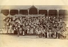 Johannesburg Camp, c.1901.