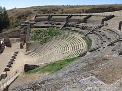Anfiteatro (Micheo) Tags: history ciudad burgos historia romana anfiteatro restos mosaicos coloniacluniasulpicia