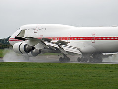 A9C-HAK Boeing 747-4F6 (Irish251) Tags: ireland dublin bahrain airport state air transport vip government boeing dub 747 747400 7474f6 bah2 eidw a9chak bahrain2