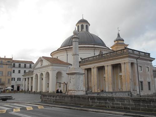 Collegiata di Santa Maria Assunta, Piazza di Corte, Gian Lorenzo Bernini, Ariccia