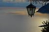 Mare d'inverno... (Pier Romano) Tags: mare sea inverno winter lampione lantena tramonto sunset cervo liguria italia italy riviera ligure nikon d5100 cielo sky maredinverno lamp lantern