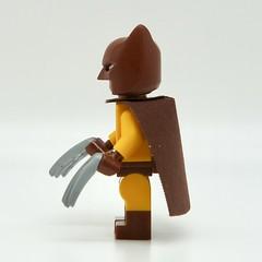 Catman (Pasq67) Tags: lego minifigs minifig minifigure minifigures afol toy toys flickr pasq67 batman movie brickpirate catman