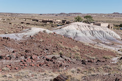 Blick auf das Visitor Center (sgplewka) Tags: 2016 usa petrifiedforestnp holbrook arizona us