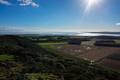 Silverdale (coffee_ruth) Tags: walk hill vista view country countryside rural forest woods sky skyscape clouds