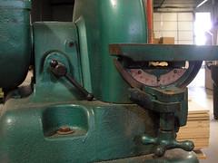 Exterior (simonov) Tags: powermatic houdaille disc sander model30 vintage machinery woodworking tools