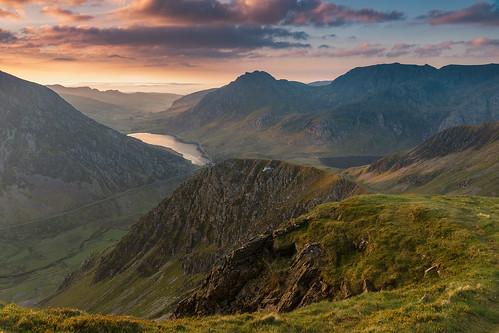 'Ogwen Dawn' - Foel Goch, Snowdonia