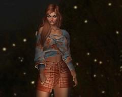 752 – Laced Up (Sannita_Cortes) Tags: secondlife sl virtualworld virtualfashion fashion female exxess morethanever kibitz kustom9 eternaldreamposes cosmopolitan