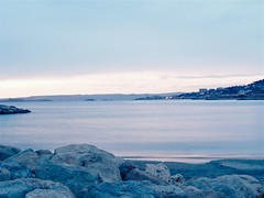 Un début de soirée à Marseille (wylOou) Tags: paysage marseille littoral côte mer mediterrannée plage prado