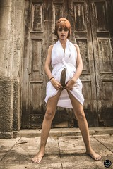 HTN - MI (22) (Monick Miranda Ibrahim) Tags: arte moda modelo boudoir ruiva sweet delicate design beauty beautiful perfect girl woman style lights photo power
