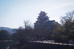 岡山城 | 岡山 (段流) Tags: olympus omd em5 1240mm