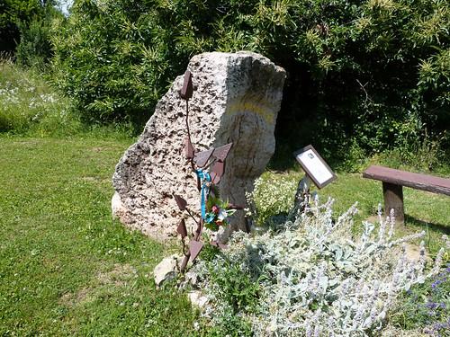 Zengővárkony, Rockenbauer Pál sírja