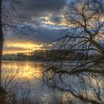 Moorland Winter Sunset thumbnail