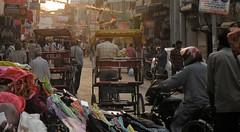 Paharganj Main bazar (bokage) Tags: delhi paharganj mainbazar bokage