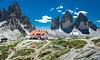Tre Cime di Lavaredo / Drei Zinnen, Sexten Dolomites, Trentino-Alto Adige, Italy (North Face) Tags: sexten trentinosüdtirol italien it drei zinnen alps dolomites dolomiti alpen mountains mountain peaks panorama landscape nature summer italy italia outdoor landschaft scenery dolomiten canon eos 5d mark iii 5d3 24105l dreizinnenhütte rocks berge südtirol south tyrol