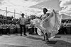 Dance (Jaime Recabal) Tags: canon 40d recabal festivaldetambores2016 riopiedras blackandwhite blancoynegro sigma baile danza mujer tambores