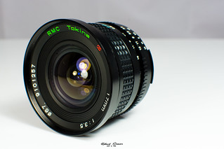 #52of2017 - #17 #my new... #Tokina #RMC #17mm f3.5