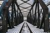Hafenbahnbrücke Waltershof (Elbmaedchen) Tags: hafenbahnbrücke waltershoferhafen hamburg waltershoferdamm fachwerkbrücke hpa steel bridge railway