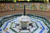 Real Alcazar (hans pohl) Tags: espagne andalousie séville alcazar fontaines fountains architecture tiles faïences azujeilos