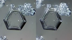 7Jan17N (peterobrien186) Tags: ice snow snowflake polarized winter crystal plate