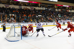 "Missouri Mavericks vs. Allen Americans, March 3, 2017, Silverstein Eye Centers Arena, Independence, Missouri.  Photo: John Howe / Howe Creative Photography • <a style=""font-size:0.8em;"" href=""http://www.flickr.com/photos/134016632@N02/32430579674/"" target=""_blank"">View on Flickr</a>"
